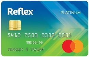 Reflex Mastercard Credit Card