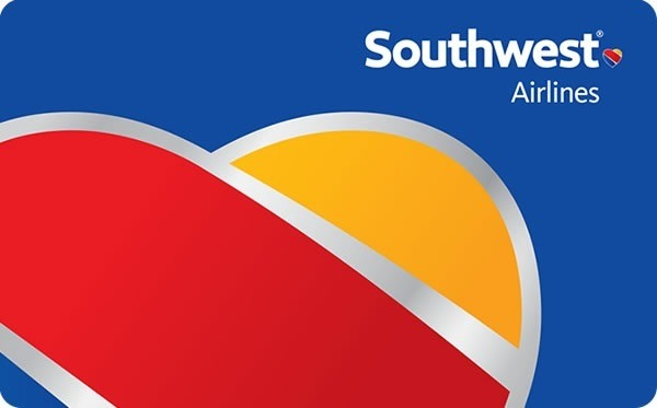 Get $20 Off $250+ Southwest Gift Card Purchase