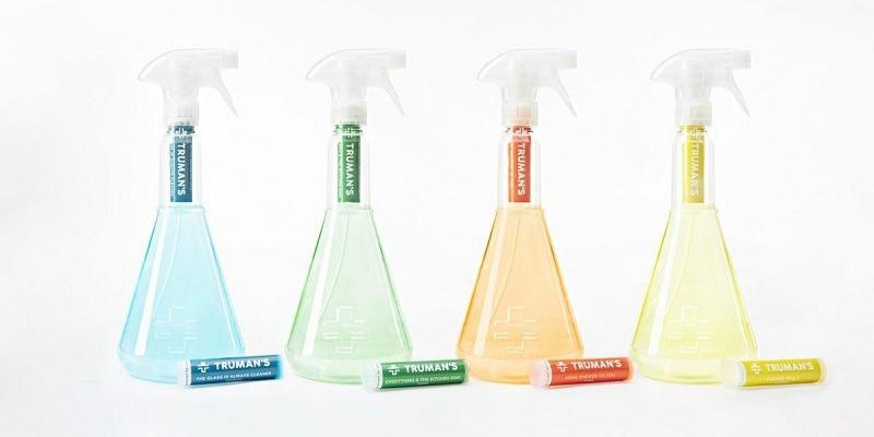 Swagbucks Trumans Cleaning