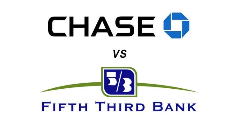 Chase vs Fifth Third Bank: Which Is Better?