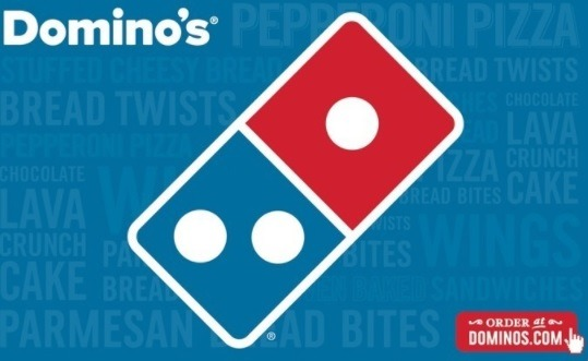 Earn 10X Reward Points on Domino's Gift Cards