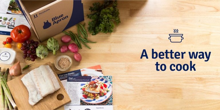 MyPoints Blue Apron
