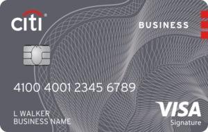 Costco Anywhere Visa Business Card