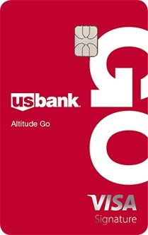 U.S. Bank Altitude Go Visa Signature Card bonus