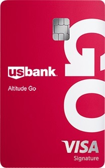 US Bank Altitude Go Card Bonus