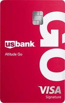 US Bank Altitude Go Card Bonus