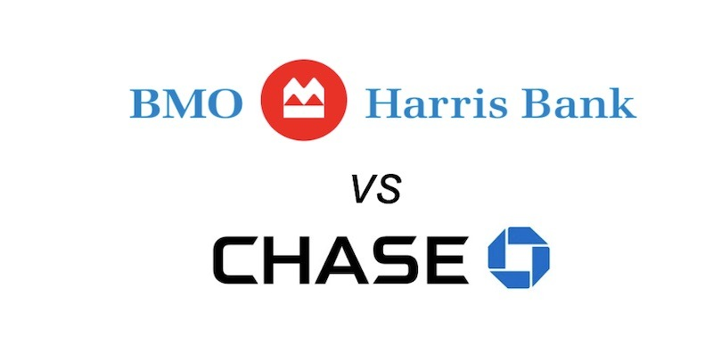 BMO Harris Bank vs Chase: Which Is Better?