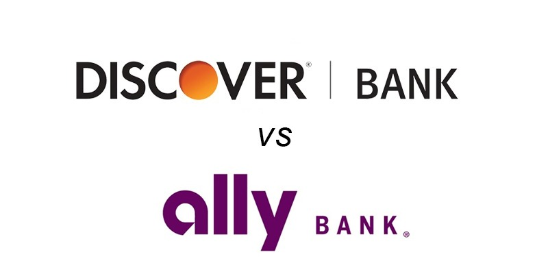 ally vs discover checking account