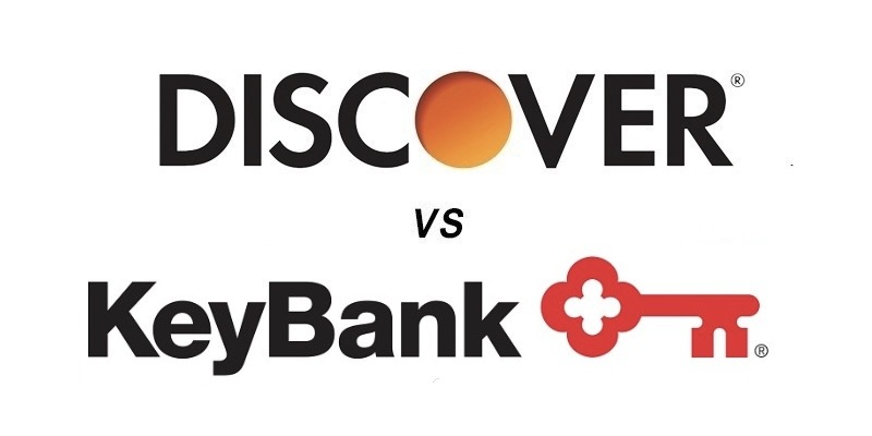 Discover Bank vs KeyBank: Which Is Better?