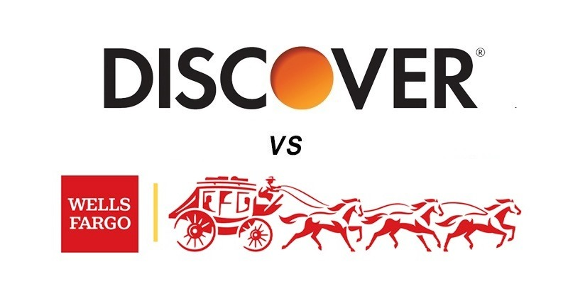 Discover Bank vs Wells Fargo