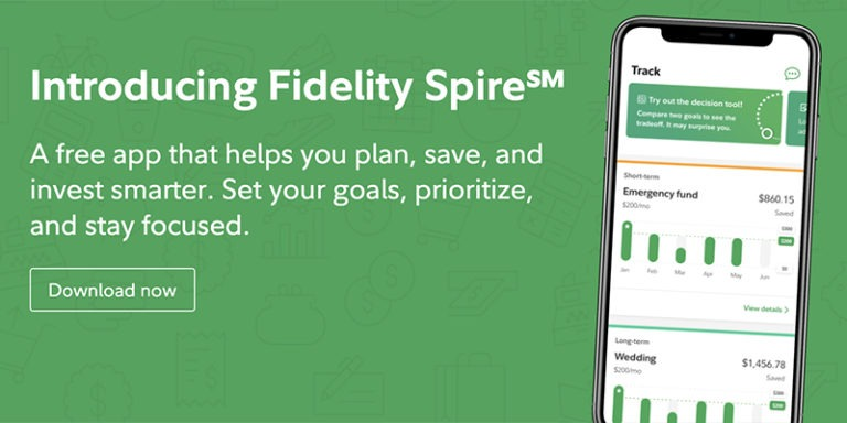 Fidelity Spire Promotions