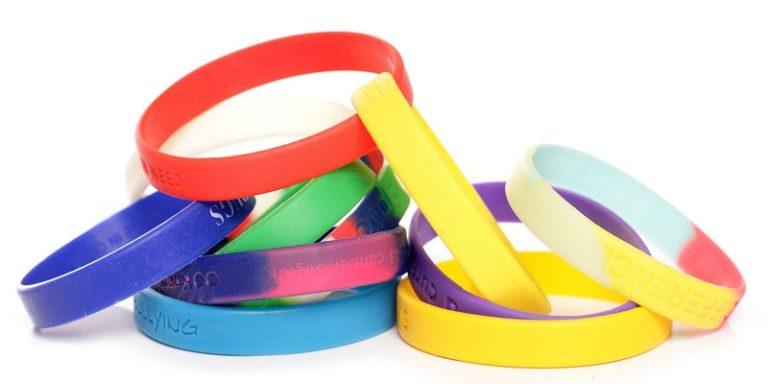 Customized Silicone Wristbands, Pin Buttons Class Action Lawsuit