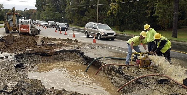 Asheville, N.C. Water Development Fees Class Action Lawsuit