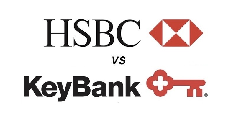 HSBC Bank vs KeyBank: Which Is Better?