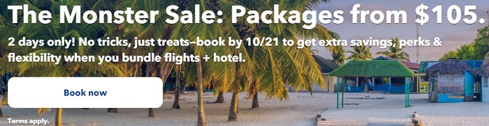 Vacation Packages Starting at $105