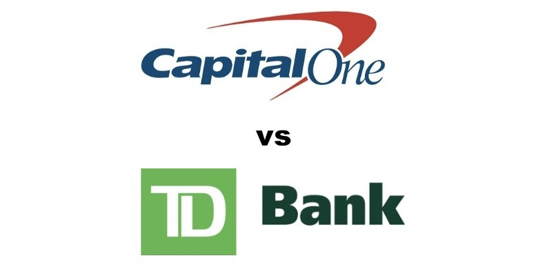 Capital One vs TD Bank: Which Is Better?