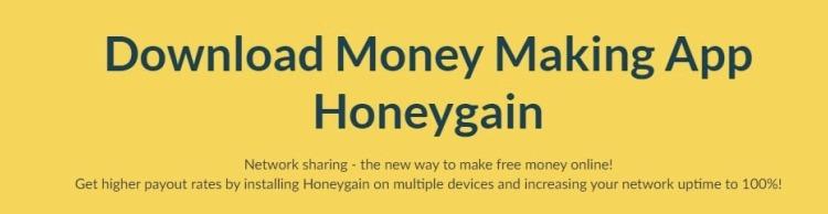 Honeygain Promotions