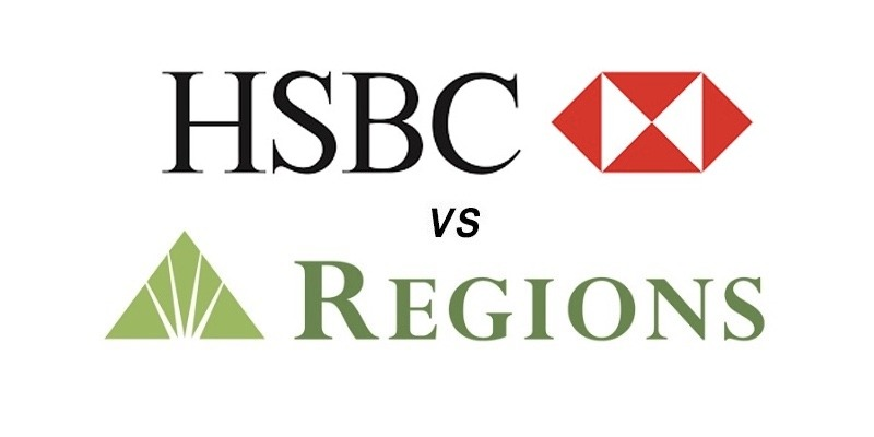HSBC Bank vs Regions Bank: Which Is Better?
