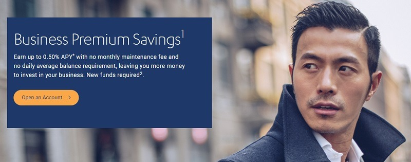Axos Bank Premium Business Savings