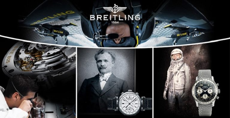 Breitling Luxury Watches