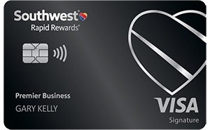 Southwest Rapid Rewards Premier Business Card Bonus