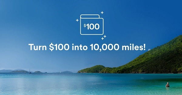Convert Miles for 1¢ Each w/ Wallet Funds