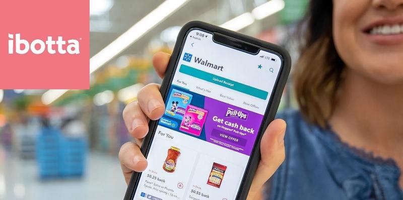 Ibotta Walmart Promotions