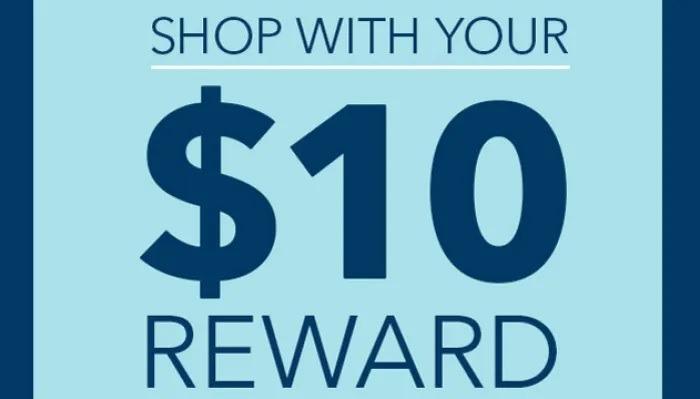 Free $10 Rewards Certificate (YMMV)