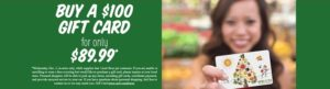 sprouts gift card discount