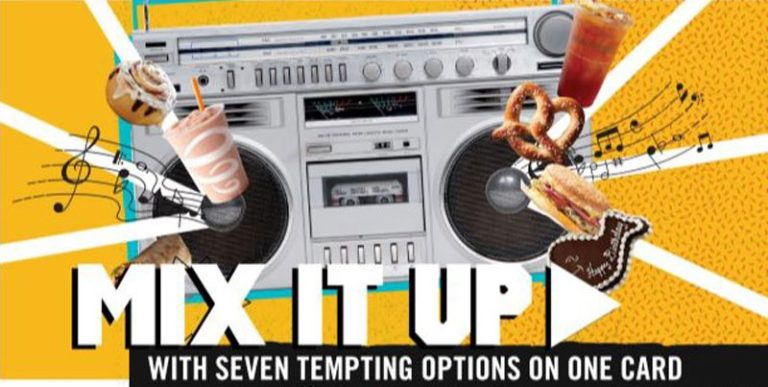 Mix It Up Gift Cards