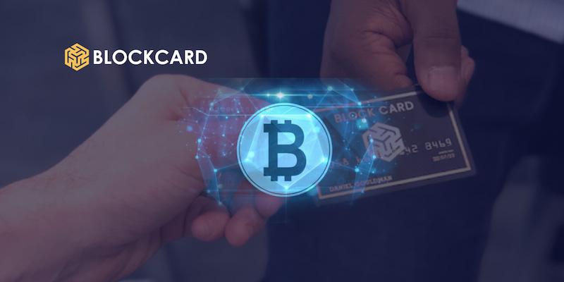 Ternio Blockcard (getblockcard.com) Crypto Debit <bold>Card</bold> Promos: $10 Welcome Bonus & Give $10, Get $10 Referrals