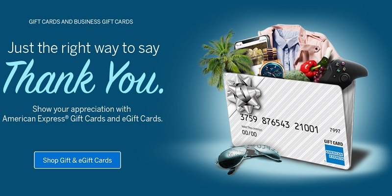 American Express Gift Card Promo Codes