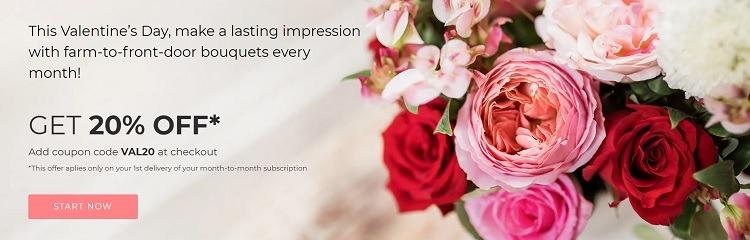 Enjoy Flowers promotions