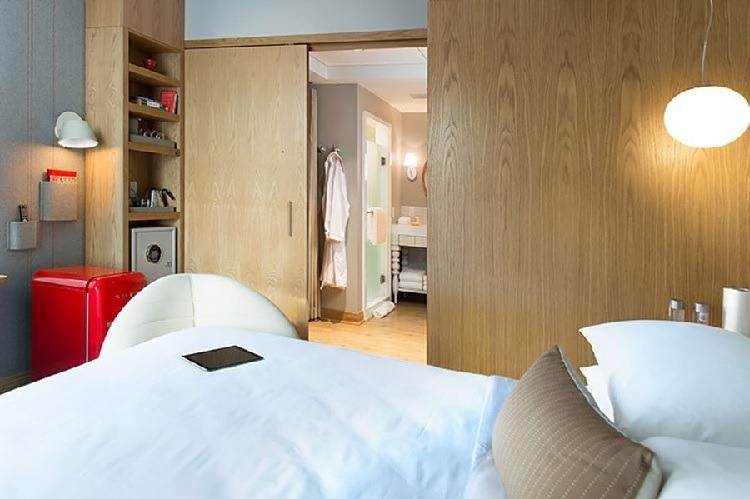 Virgin Hotels Room