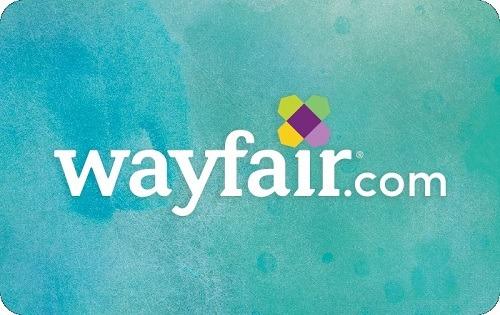 Wayfair promotion