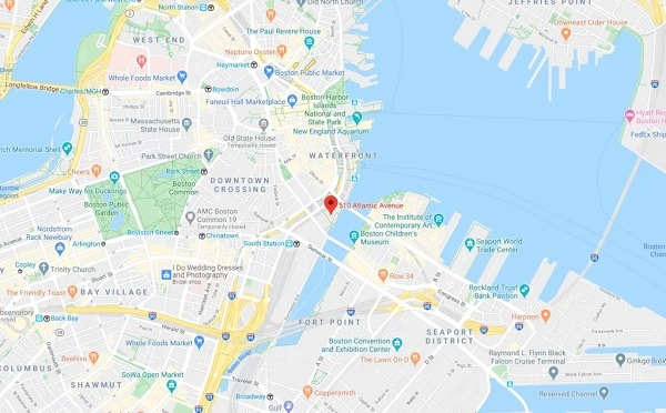 Boston Location