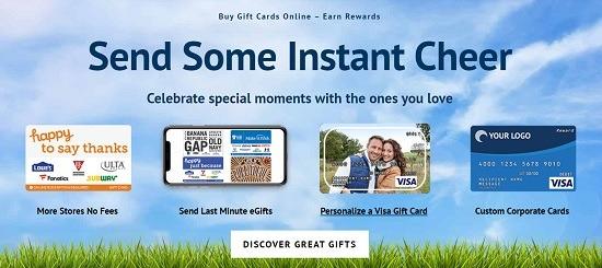 ups gift card