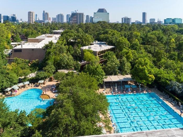 The Houston facilities