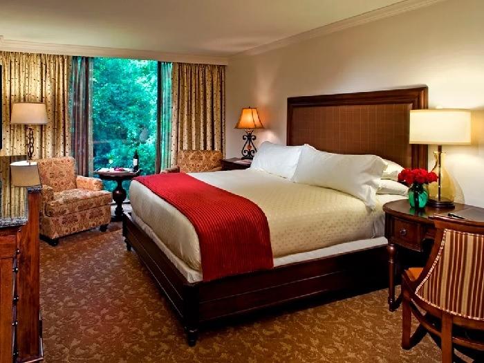 The Houston room