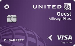 United Quest Card Bonus
