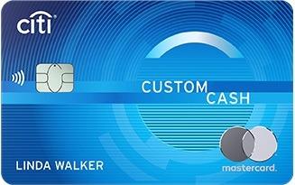 Citi Custom Cash Card Bonus
