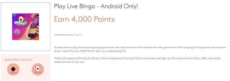play live bingo