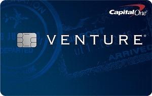 Capital One Venture Card Bonus