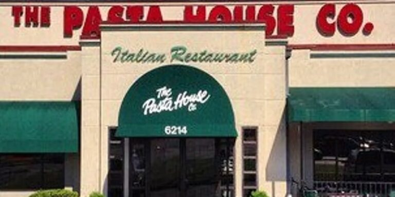 the pasta house