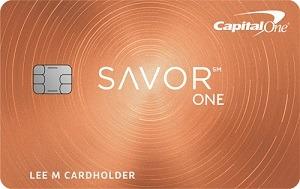 Capital One SavorOne Bonus